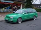 Golf 3VR6 Turbo Syncro